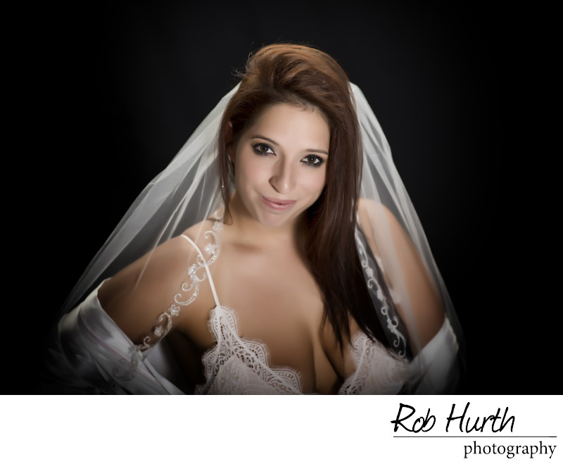 Wedding Boudoir Photographer