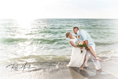Turner Beach Captiva Florida Wedding