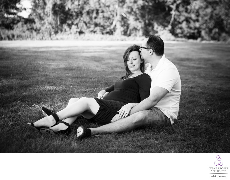 Central Park Maternity Photos