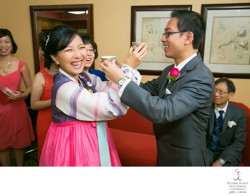 Chinese Tea Ceremony Wedding Photos