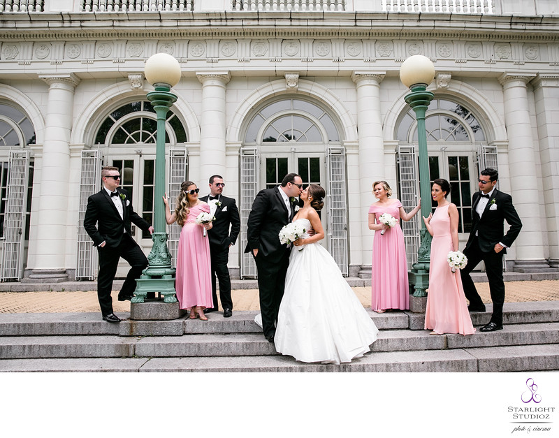 Prospect Park Boathouse Wedding Photographer