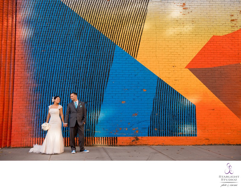 Dumbo Wedding Photographer: Starlight Studioz
