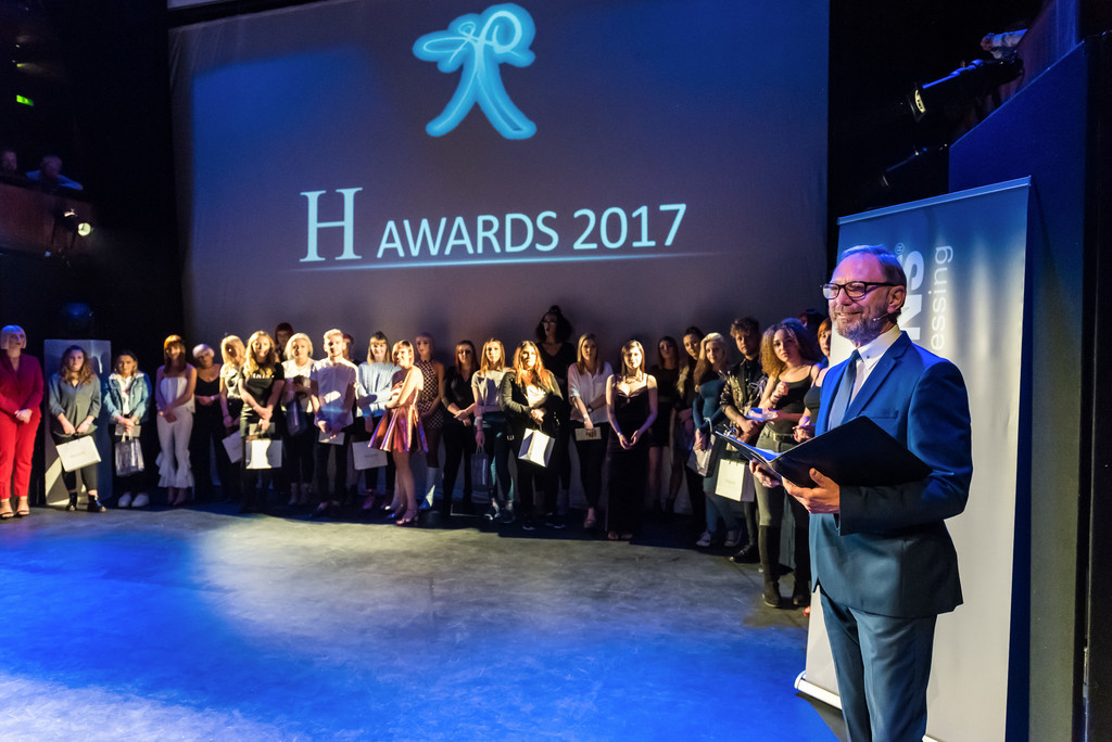 Haringtons Hairdressing H-Awards 2017