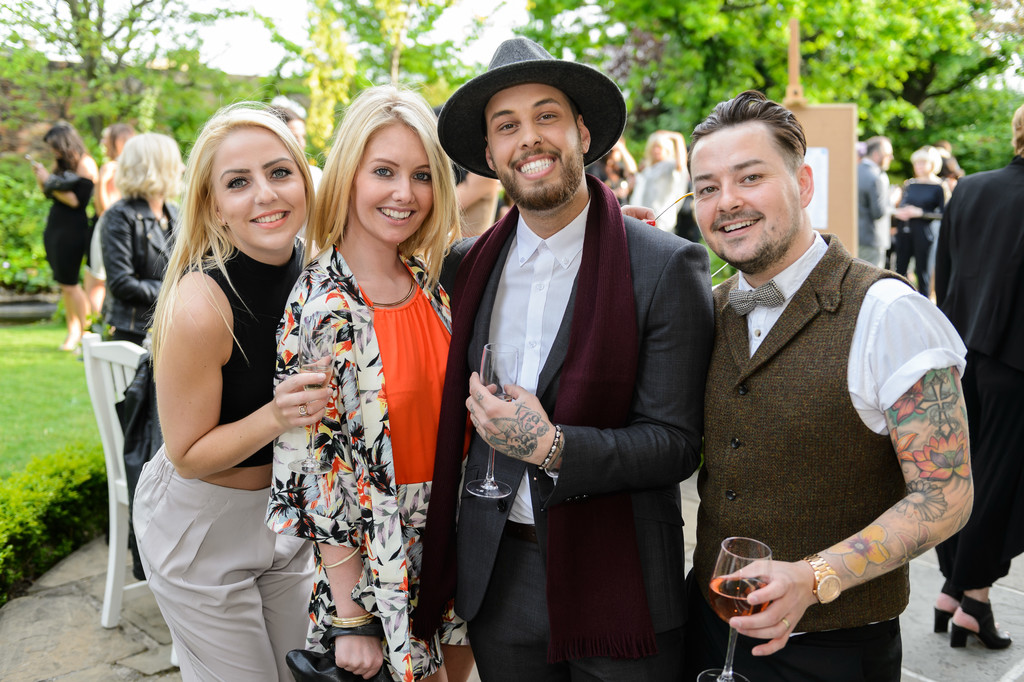 Haringtons hairdressing summer party