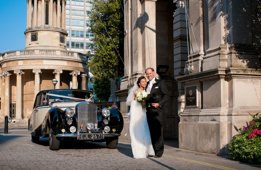 The Langham London Wedding Photography