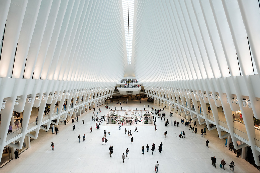 The Oculus, New York City