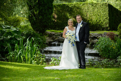 Odney Club Wedding Photographer