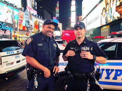 NYPD New York City Cops