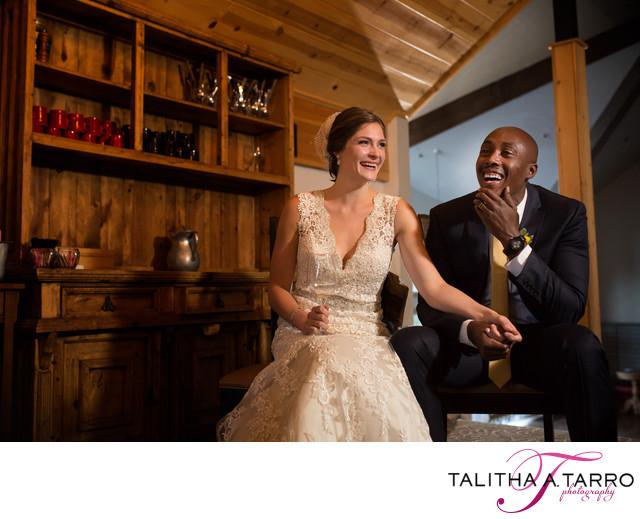 Wedding Toasts During The Reception Isley Haleys Wedding At The