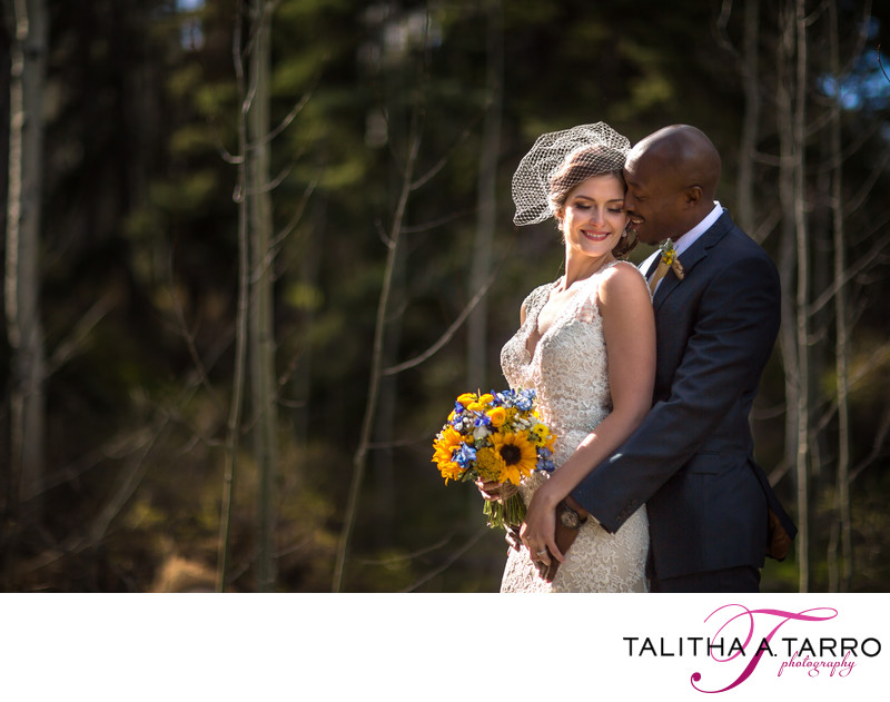 Beautiful and creative wedding photography in Durango, CO