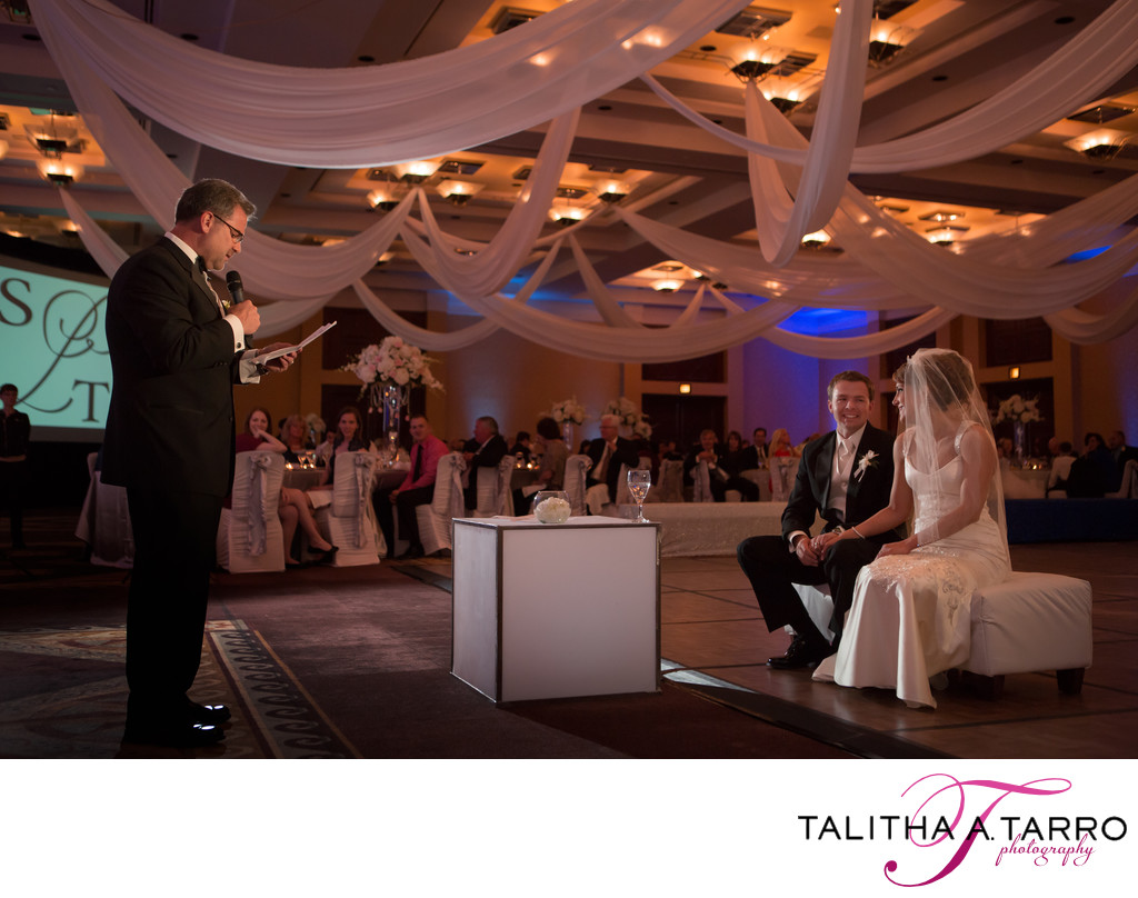Hyatt Regency Albuquerque Wedding Pictures