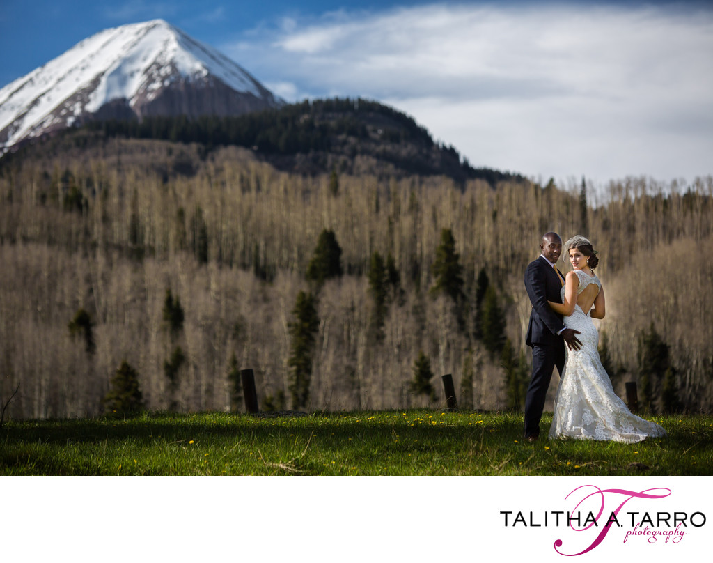 Silverton, CO Wedding