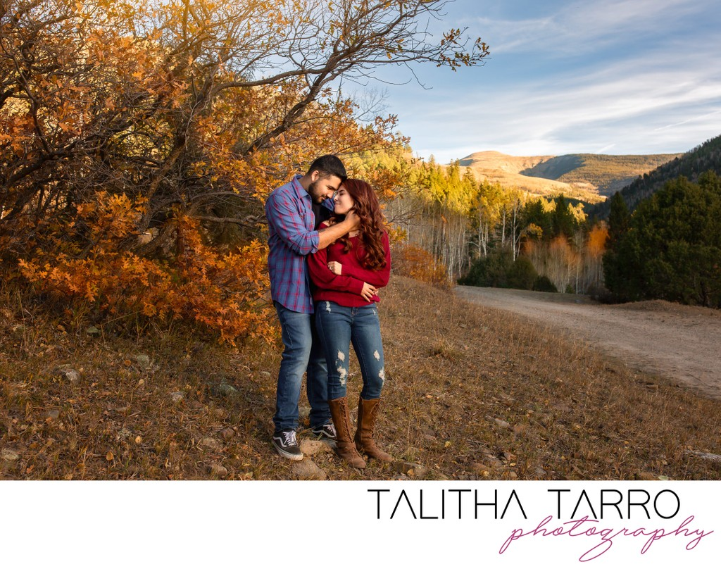 Las Vegas NM Engagement Photos