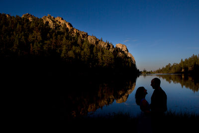 Reflections at the Philmont Scout Ranch