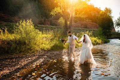 Sapello NM Wedding