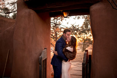Upaya Zen Center Wedding