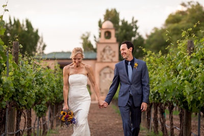 Casa Rondena Winery Wedding
