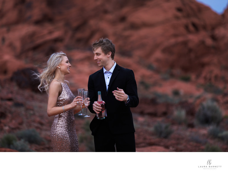 Las Vegas Engagement Photographer- Valley of Fire