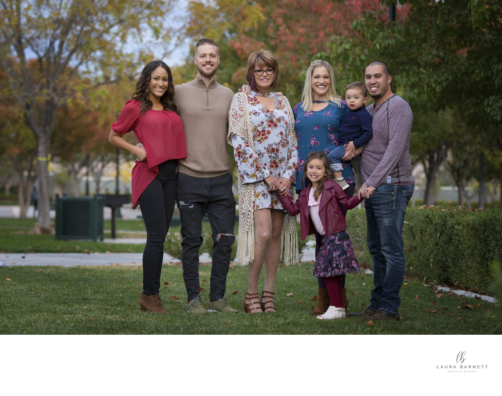 Las Vegas Family Photographer - Summerlin Park
