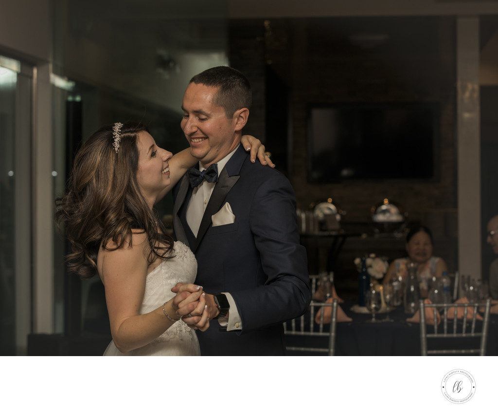 Las Vegas Wedding Photographer-dancing first