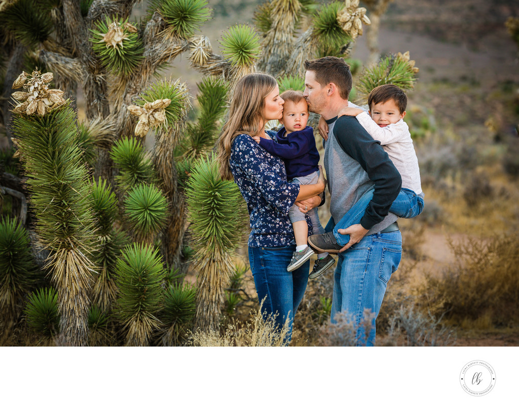 Las Vegas Family Photography- Red rock