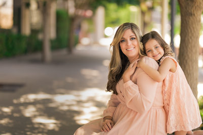 Las Vegas family photographer mom and daughter2