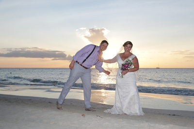 Jamaica wedding for a destination photographer