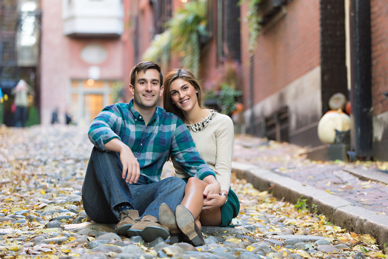 Best Boston Engagement Photographer