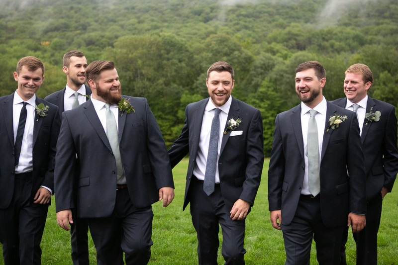 Western Massachusetts Wedding Photos