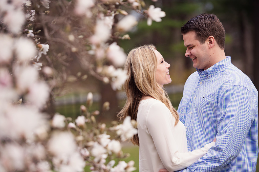Lenox Engagement Photographer
