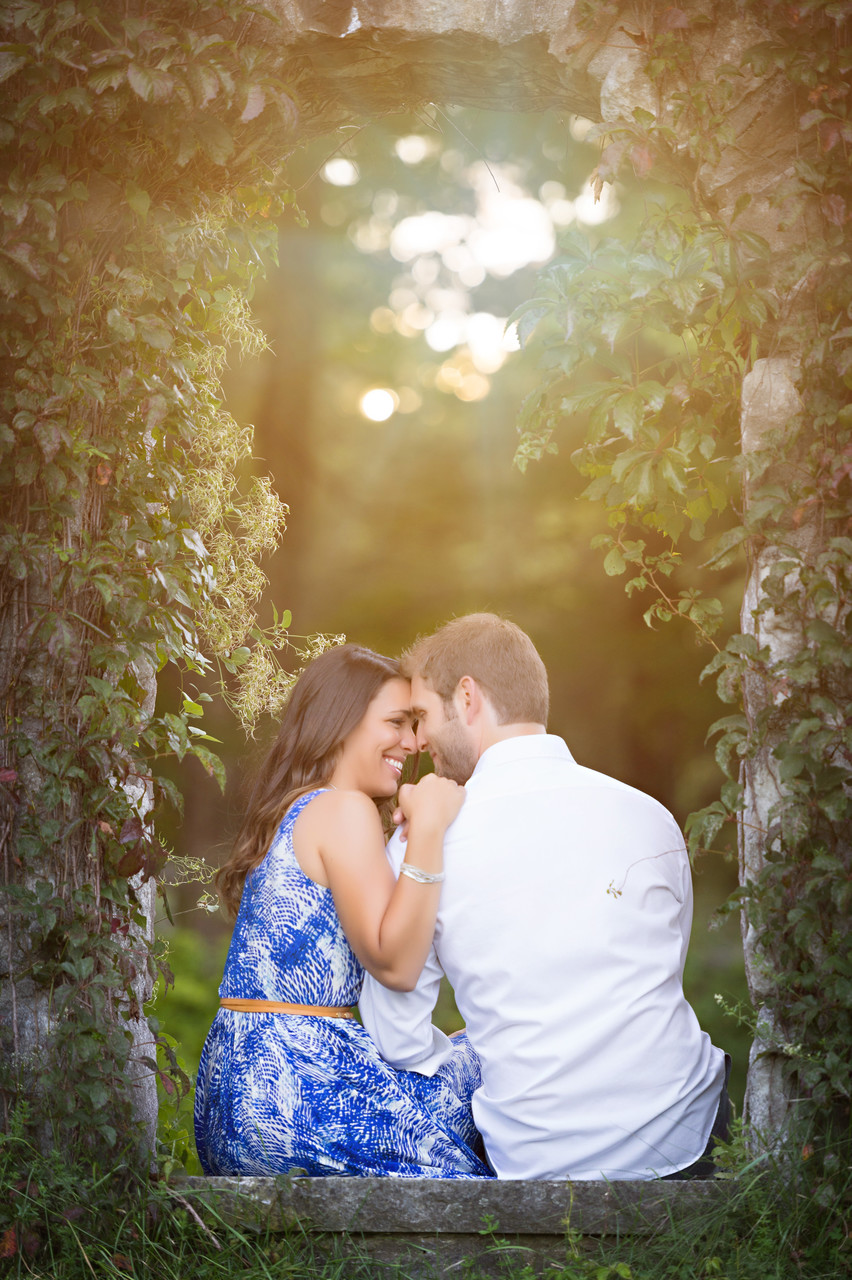 Mount Engagement Photographer