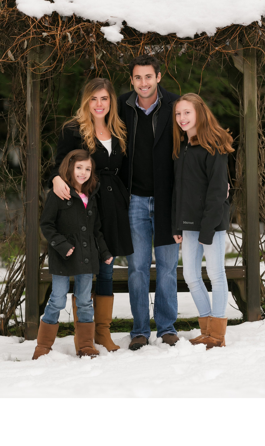 Winter Associate Family Photography