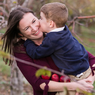 Pittsfield Associate Family Photography