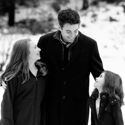 Winter Associate Family Photographer