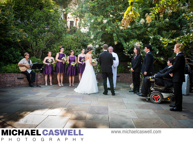 Beau Jardin Wedding Ceremony