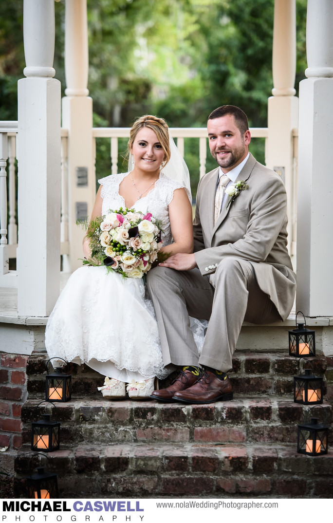 Maison Lafitte Wedding in Mandeville
