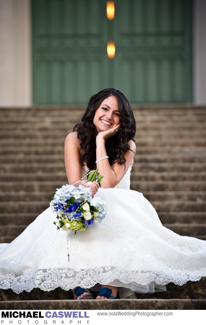 Baton Rouge Bridal Portrait