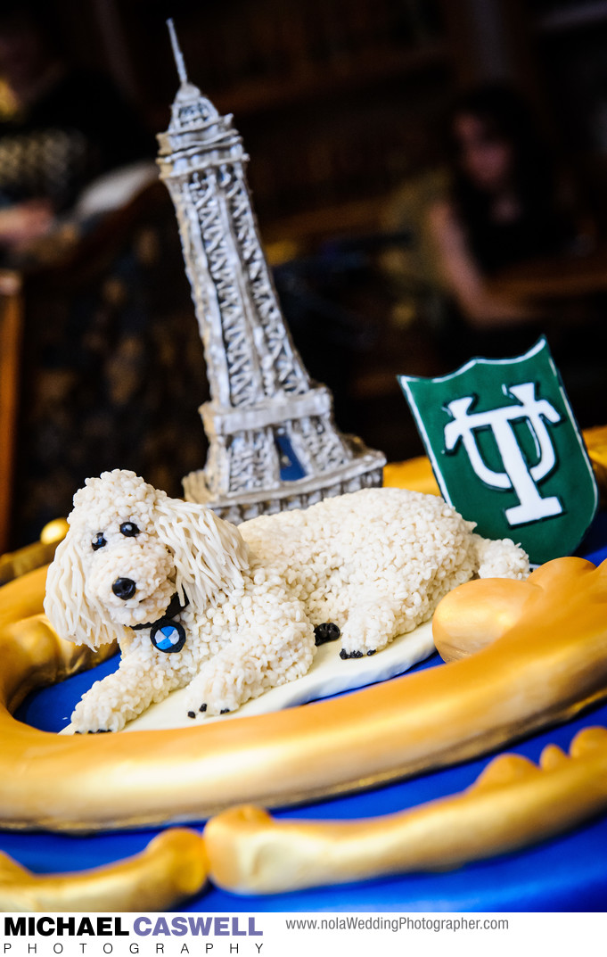 Tulane University, Eiffel Tower, Poodle