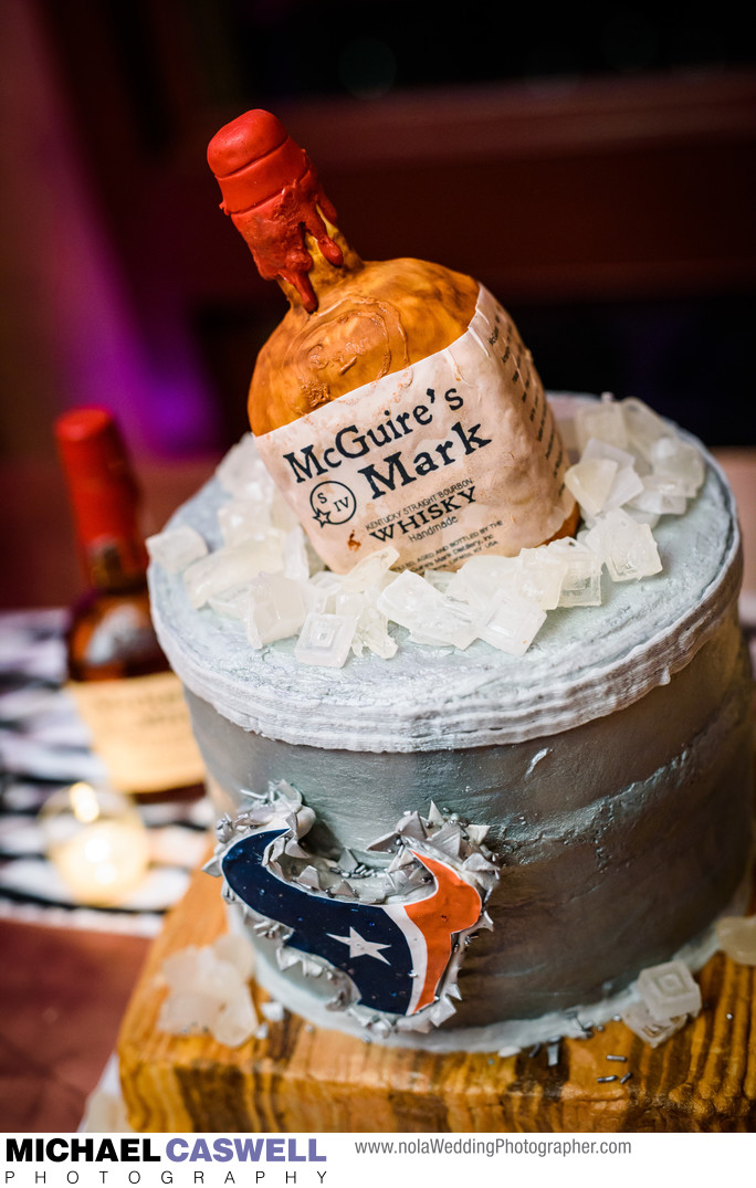 Makers Mark And Houston Texans