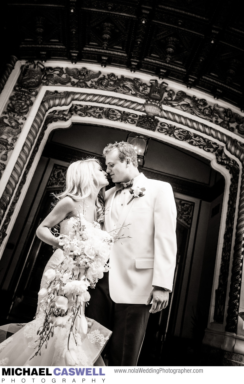 Roosevelt Hotel New Orleans Wedding Photography
