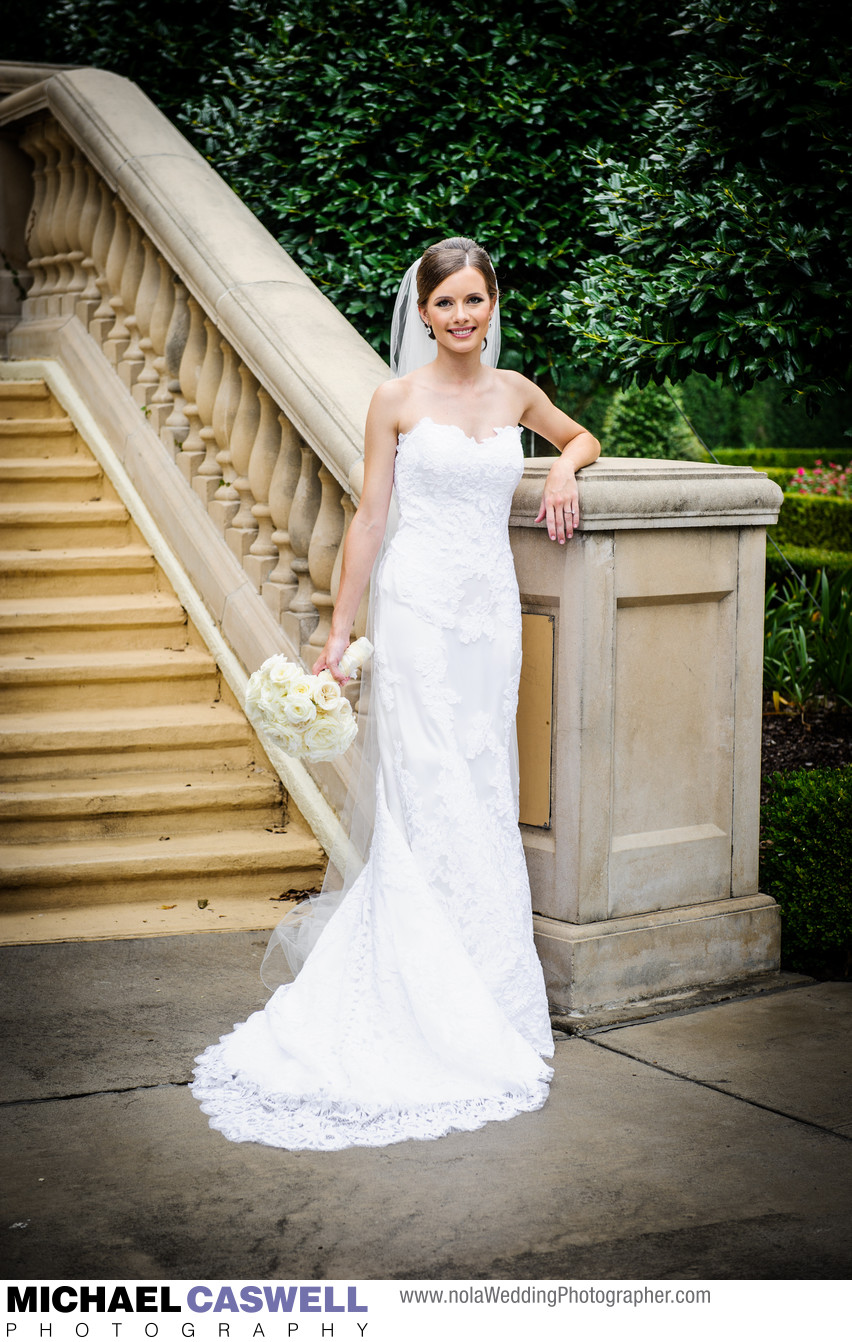 Biloxi Bride at the Beau Rivage
