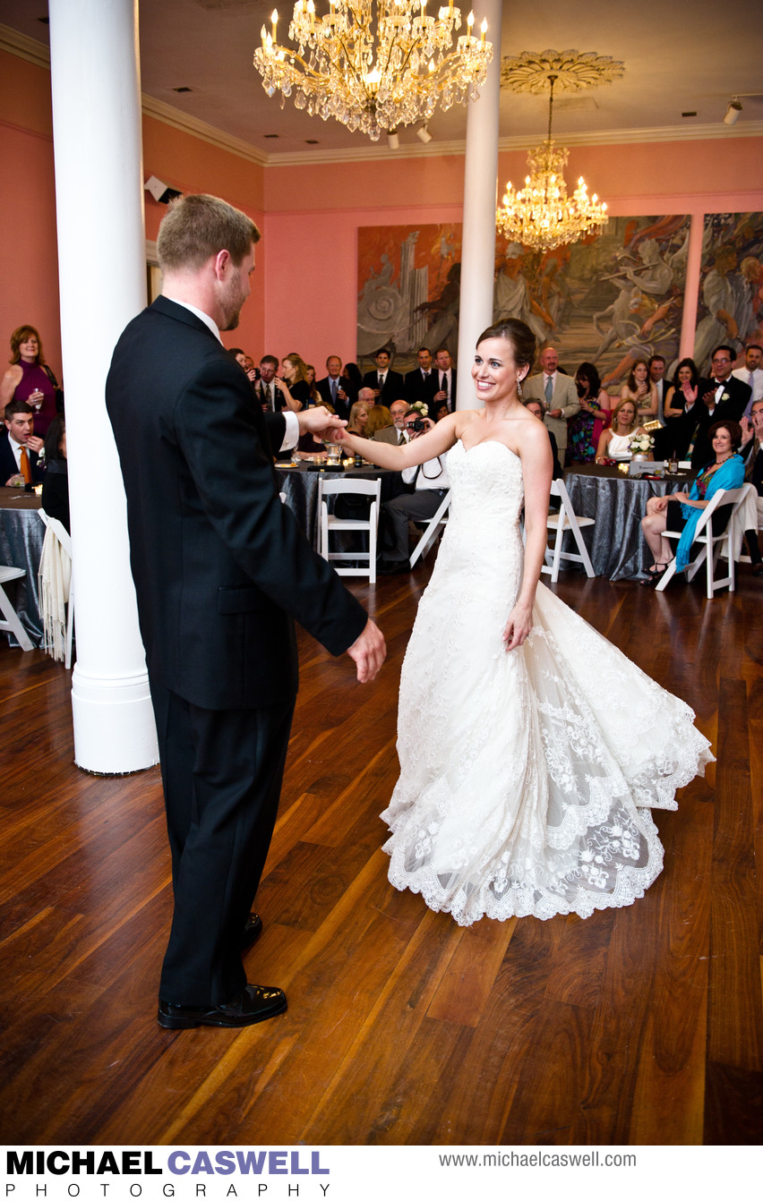 Gallier Hall Wedding in New Orleans