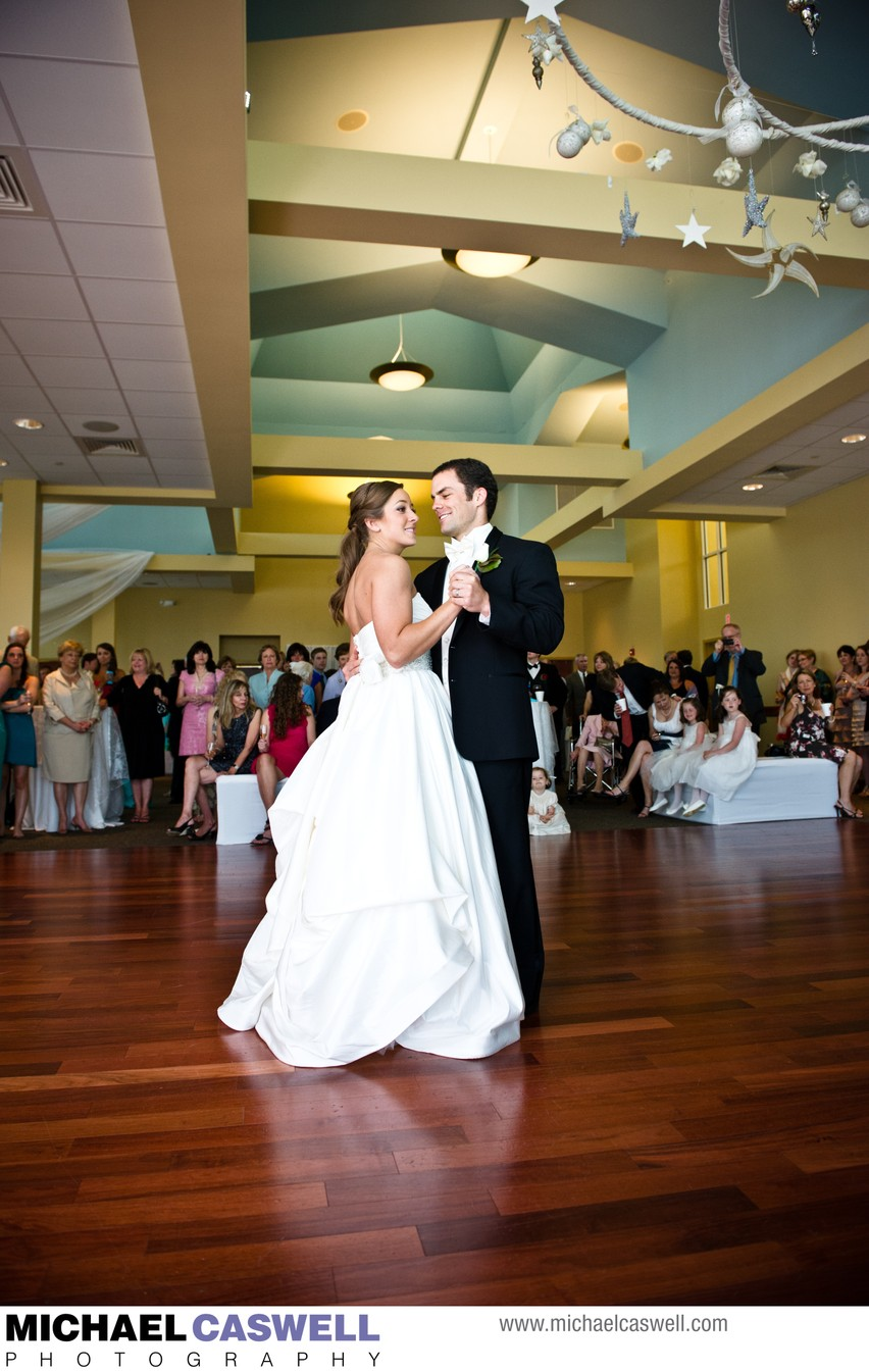 Gulfport Yacht Club Wedding in Mississippi