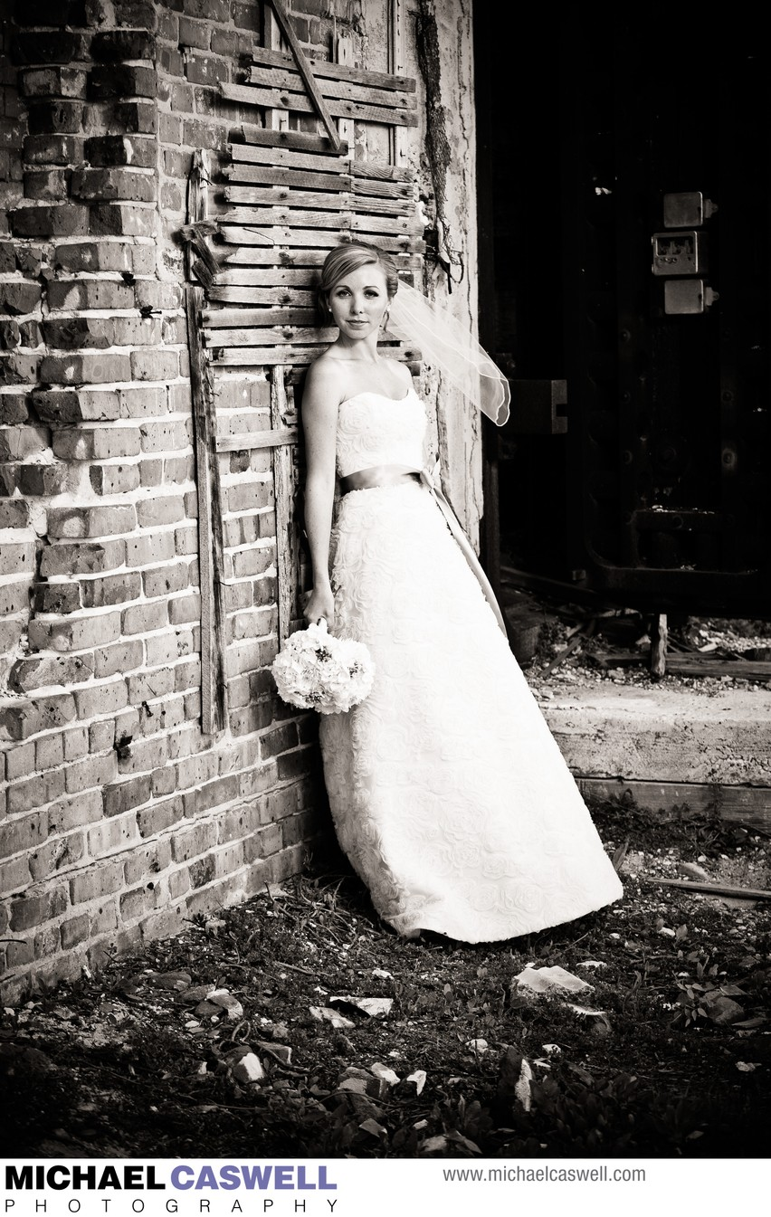 MS Gulf Coast Bridal Portrait