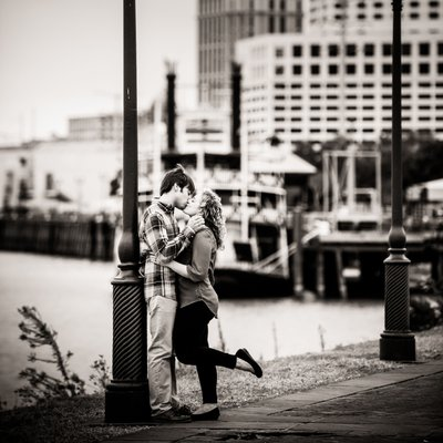 Engagement Portrait Photography in New Orleans