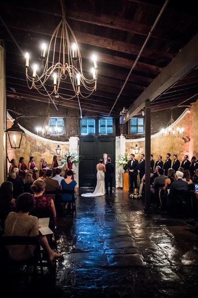 Latrobe's Wedding in New Orleans