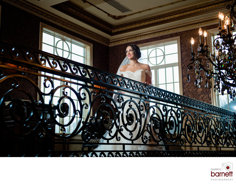 Brigalia's balcony bridal Portrait Photographer