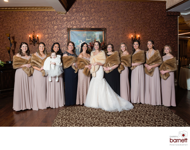 Brigalia's Bridesmaids Photographer