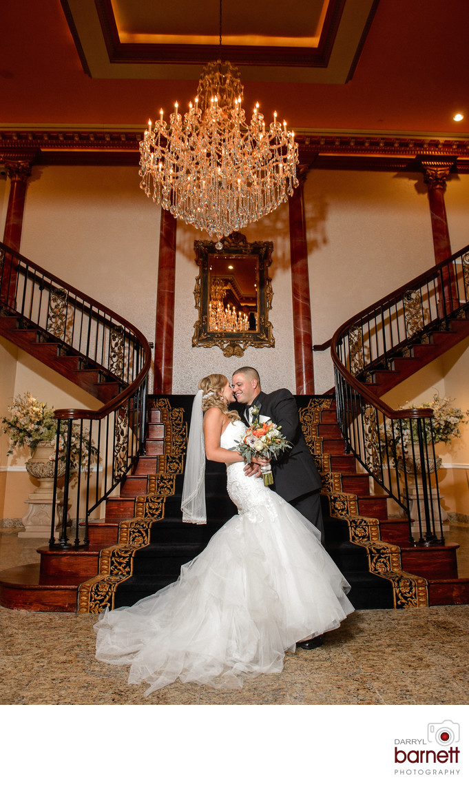 Best Lucien's Manor Grand Staircase Photographer