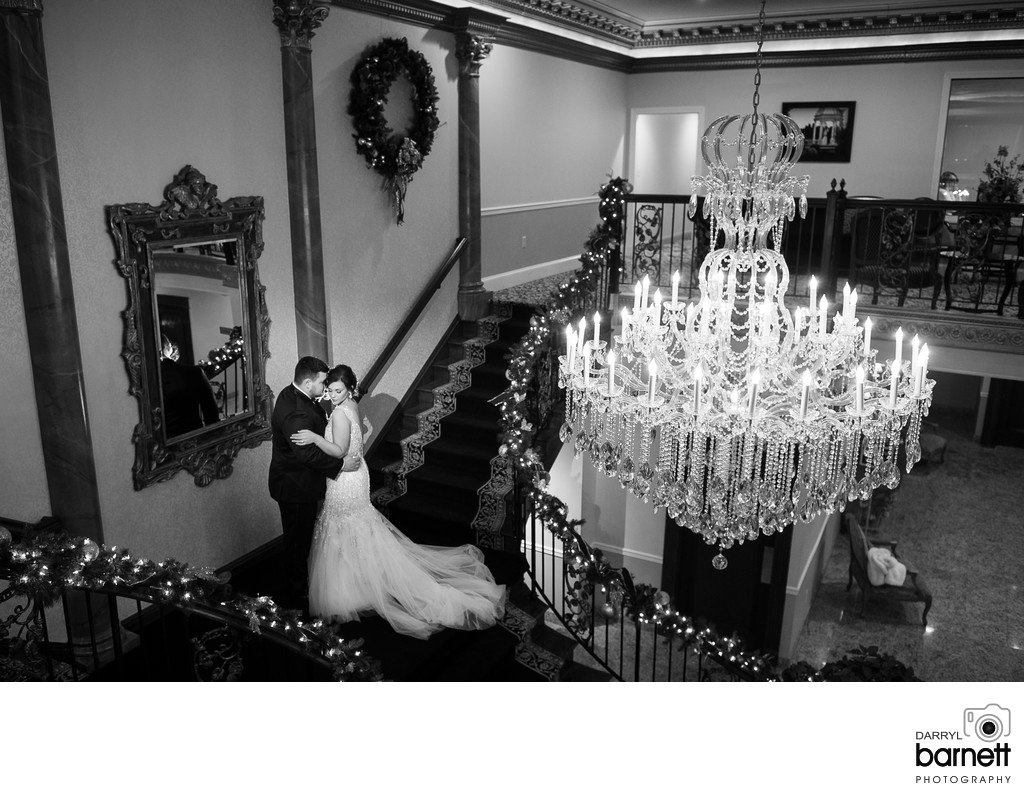 Lucien's Manor Staircase Photographer